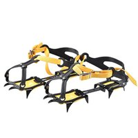 Cords, Slings And Webbing 10 Teeth Antiskid Ice Traction Crampons Outdoor Climbing Winter Walking Shoes Boots Grips