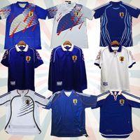 1998 99 Retro Versão Japão Soccer Jersey Home 10 Nanami 2006 Camisa de Futebol 1994 1998 Longe World Cup 2000 Clássico Futebol Uniformes