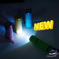 Flashlights Torches SWT 9 Led Ultra Violet Torch Light Lamp For Epoxy Uv Resin Cure Adhesive Glue Currency Detector