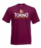T-shirt J1524 Torino İTALYA NUMARASI 1943 COM-SROM-SROMPIONSHIPOSHIP