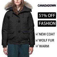 DHL Down Kurtka Zimowa Fur Coat Odzież Moda Design Jakość Dobra Zipper Damskie Długie Rękawy Dorywczo Slim Outdoor Hood Gruby Ciepły Płaszcz