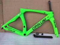 الأخضر الأسود إيرو دراجة الكربون الطريق الإطار RB1K واحد RB1000 سباق الكربون دراجة الإطار حجم xxs xs s m l xl