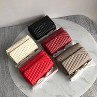 Luxurys Designers Bags High quality genuine leather handbags chain kira shoulder bag cross body