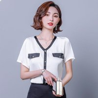 Hip Hop Designers Camisetas Tee Crop Top Moda Tshirt Casual Mulheres Roupas Collared Vestido Branco T-shirt Plus Size Camisas de Hombre M 3XL Roupa Preto Masculino UJ225