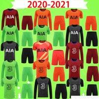 كم طويل الكبار كيت 20 21 ميندي 2020 2020 2021 حارس المرمى لكرة القدم الفانيلة كابا يوريس لكرة القدم قميص زي دعوى المنزل بعيدا ثالث رجل مجموعة الزي الرسمي