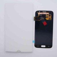 Для Samsung Galaxy S7 G930 Amoled Display LCD экран панелей без кадра