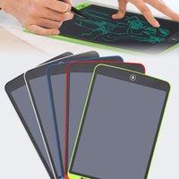 Farbe 8,5 Zoll LCD-Schreibbrett Kindergraffiti-Zeichenbrett elektronische leichte Energieschreibenbrett Zeichnung Spielzeug für Kind