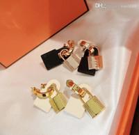Designer Women Earring Stud Silver Gold Love Herme Earrings Horse Charm Bracelet Screw Party Wedding Couple Cuff Gift Fashion Luxury Jewelry A7