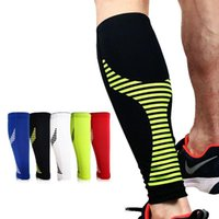 Elbow & Knee Pads 1PCS Outdoor Exercise Calf Support Compression Leg Sleeve Sports Socks Braces For Basketball Volleyball Men