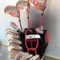 Club Honma Red Horse S06 Golf Set Damen Carbon Vier-Sterne Neue Heiße Verkauf