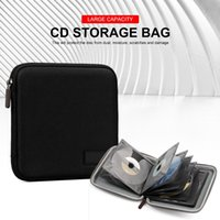 Car Organizer CD DVD Storage Bag Case Holder Portable Early Childhood Education Game Wallet For Stowing Tidying
