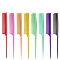 Hair Brushes Dyeing Pin Tail Comb Pick Makeup Professional Salon Styling Tool
