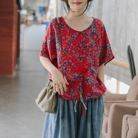 Chinese Blouse Shirt Loose Traditional Chinese Clothing For Women Linen Oriental China Clothing Womens Tops And Blouses 10205