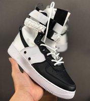 كرة السلة مصمم عالية خاصة ميدان ميدان الأعلى SF القوات أحذية الهواء أحذية رياضية واحدة 1 أحذية واحدة سكيت AF1S للرجال نساء مدربين رياضي
