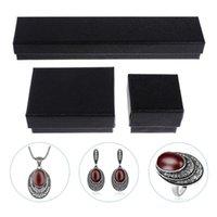 Geschenk Wrap 12 stücke Schmuck Aufbewahrungsboxen Durable Praktische Nützliche Halter Verpackung Halskette Hüllen Für Anket Armband