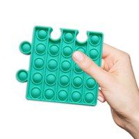 Decompression Toy Push Pop Bubble Sensory Stress Reliever Puzzle Funny s Adult Antistress for Kids Children Autism Needs s