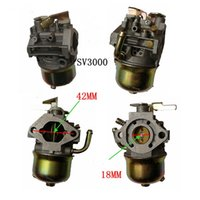 Genuine carburetor for SUZUKI SV1400L SV3000 watt SV2200P 3KW generator carburettor