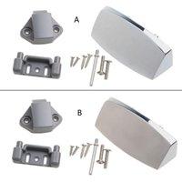 Parts RV Yacht Hardware Accessories Toilet Door Metal Knob Locks Drawer