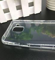 Voor Samsung Galaxy A9 Star Lite S8 Lite J7 DUO J3 J8 2018 J400 J600 Telefoon Case Back Cover Cellphone Cover Clear Shock Proof Beschermhoes