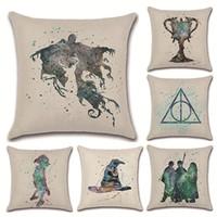 Linho geométrico abstrato arte deslumbrante cor irregular estranha1zvp travesseiros decorar coxim cobre decoração home fronha impresso