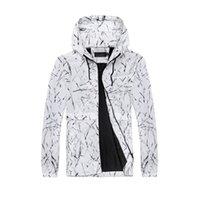 Men Waterproof Man Tops Hooded Windbreaker Outwear Lightweight Jackets Zipper Coat Coats Sportswear Male Style Sspeq
