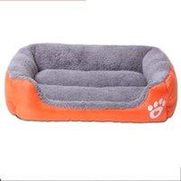 S-3XL Polaire Dog Lit Pattren Etanche Sofa Sofa Pet Sofa Tache Chaillettes Pour les grands chiens Dropshipping Cama Perro 408 S2