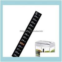 측정 분석 악기 오피스 학교 비즈니스 산업용 기계 Carboy 발효기 홈 맥주 탱크 온도 스티커 Adhe
