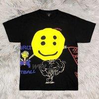 W.w.c.d. Kadın AFS Westford Erkekler T Gömlek Tenis Tourament Logo Tee Monk Smiley Kanye Pharrell Tops
