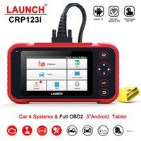 كود القراء أدوات المسح الضوئي X431 CRP123I OBD2 الماسح الضوئي 4 نظام المهنية obd سيارة أداة التشخيص ODB 2 Automotive PK CRP123X CRP123E