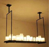 الصمام شمعة الثريا كيفن رايلي مذبح الحديثة قلادة مصباح كيفن رايلي الإضاءة شمعة مبتكرة والضوء المعادن