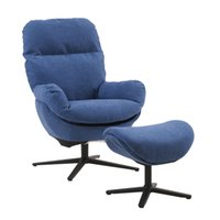 US Stock Bedroom Furniture glider chair with ottoman