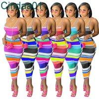 Delle donne Dress Dress Designer Sexy Sling Slipping Syless Abiti Casual Color Solid Color Backless Slim BodyCon Matita Skirt Designer Clubwear 6 colori