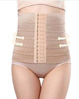 Тонкий талия корсет для похудения нижнее белье женские формирователи тела животный ремень Tummy Cincher Control Control Corsets