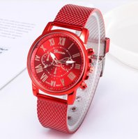 Стильный стиль Shshd бренда Geneva CWP мужские часы двойной слой кварцевые женские часы пластиковые сетки ремень наручные часы