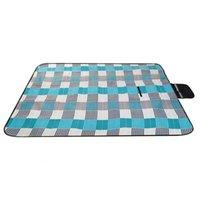 Pastiglie all'aperto Tenda Mat Tenda Semplice uso portatile ispessimento da prato impermeabile spiaggia picnic