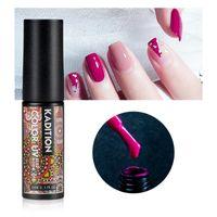 Prego Gel Glitter Sequin Vernish Semi Permanente Base Superior Casaco Soak Desligado UV LED para Art 5ml Polonês