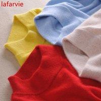 Frauenpullover Qualität Kaschmir Langarm Turtkragen Slim Strick Winter Pullover Pullover Frauen Marke Einiges Land