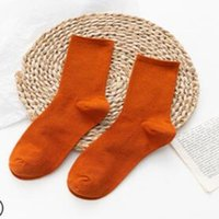 018 Socken Japanische reine kämmte Baumwollstrümpfe im Frühjahr und im Sommer