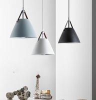 Chandeliers Nordic Europe Led Iron Stone Lamp Pendant Lights Wall Moon Living Room Retro Bedroom