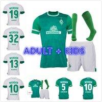 Kit per bambini adulti 21 22 SV Werder Brema Soccer Jerseys 2021 2022 # 10 Kruse Klaassen Füllkrug BITTORCOURT Rashica M.eggegein Camicie da calcio