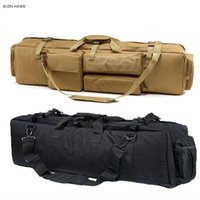 물건 자루 무거운 의무 사냥 가방 M249 전술 소총 배낭 야외 페인트 볼 스포츠 가방 600D 옥스포드 총 케이스