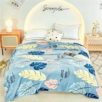 Decken lrea super weiche fleece werfen das sofa warme erwachsene mode gestreifte decke decke decker abdeckung auf dem bett