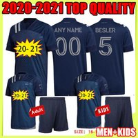 2020 Sporting Kansas City Soccer Jerseys 20 21 mls Pulido 9 Busio 13 Russell 7 Gerso 12 Kinda 15 جيرسي قمصان كرة القدم