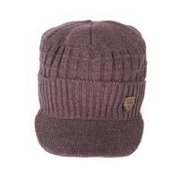 Brand Winter Knitted Hat Beanie Men Women Warm Casual Caps Balaclava Thick Skullies Ski Scarf Cycling Outdoor Sports Beanies & Masks