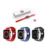 X2 Smart Uhren Serie 6 Bluetooth Uhr Anruf Music Player Schrittzähler Reloj Wasserdichte Herzfrequenzmonitor Smartwatch