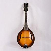 Sentirse a mano hecha una mandolina de estilo, directo de fábrica, servicio OEM, A78