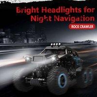 Jede EA01 Große Größe 20 bis 39 cm 1:12 RC Auto 6WD 2.4 GHz Entfernungssteuerung Crawler mit Licht Off Road Fahrzeuge LKW Kinderspielzeug
