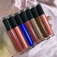Lip Gloss Custom Private Label OEM Black Tube Vendor Makeup Vegan klar Glanz Lipgloss