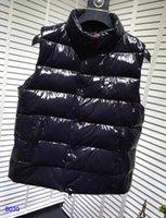 Down jacket winter Vests Parkas Men's Outerwear Coat Hooded Waterproof For Men And Women Windbreaker Hoodie Thick clothing Keep warm hat