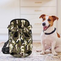 Outdoor Front Backpack Chest Bags Winter Denim Pet Carrier Bag Portable Small Dogs Puppy Carrying Dog Car Seat Covers